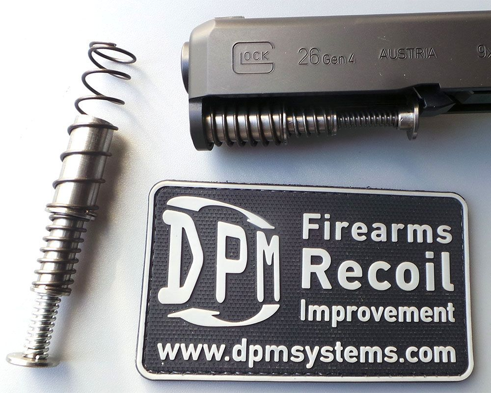 Holsters, Belts & Pouches DPM MULTI MECHANICAL RECOIL